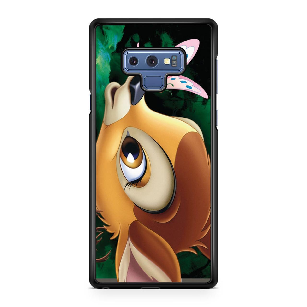 huge discount b4a54 db75e Bambi Disney Samsung Galaxy Note 9 Case