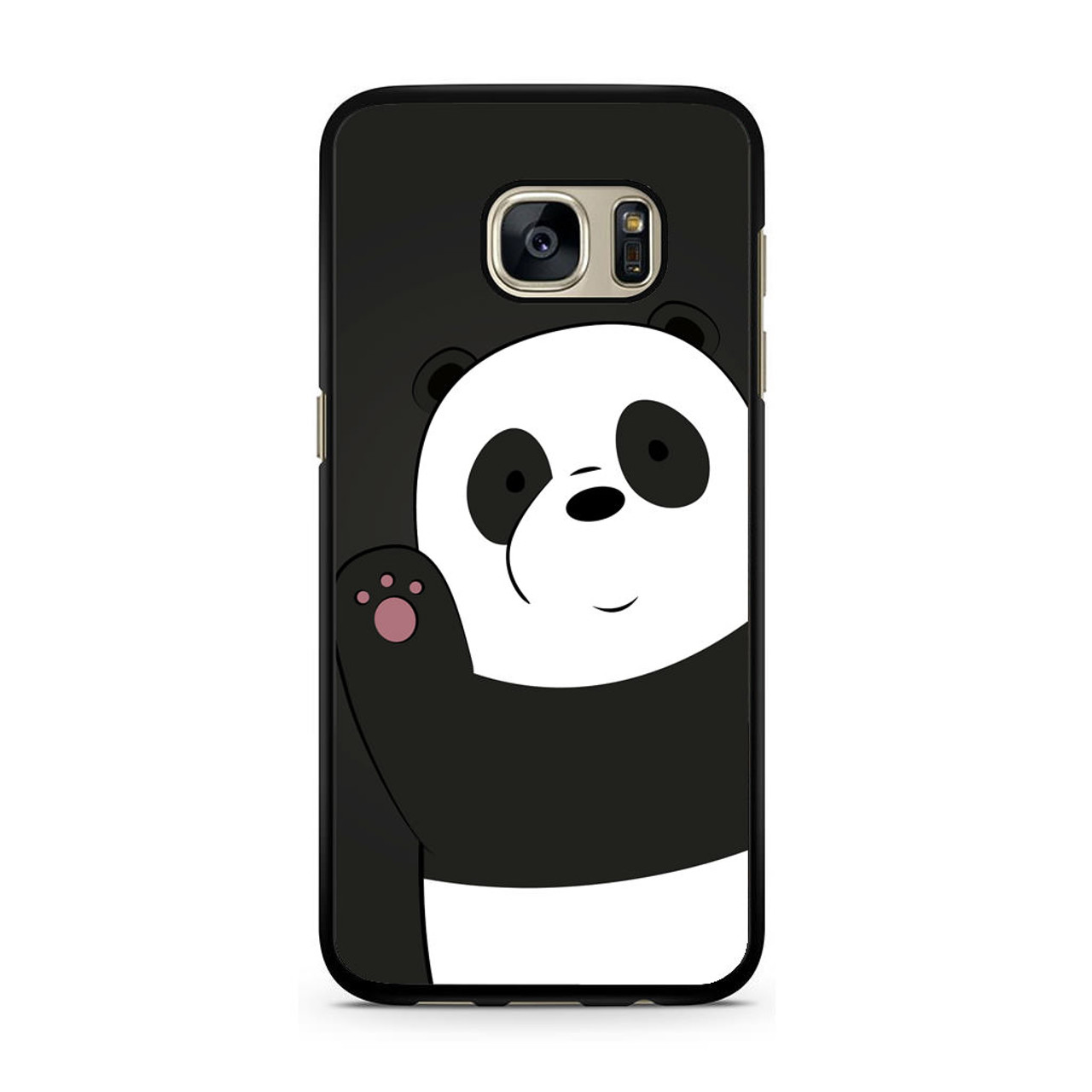 separation shoes 85684 72f62 Pan Pan We Bare Bears Samsung Galaxy S7 Case