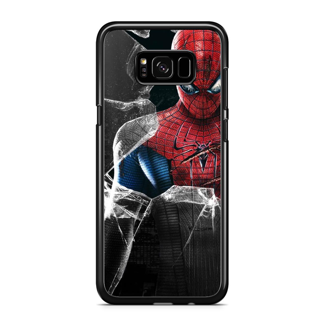 new arrival c6459 0c3c8 The Amazing Spiderman Samsung Galaxy S8 Case