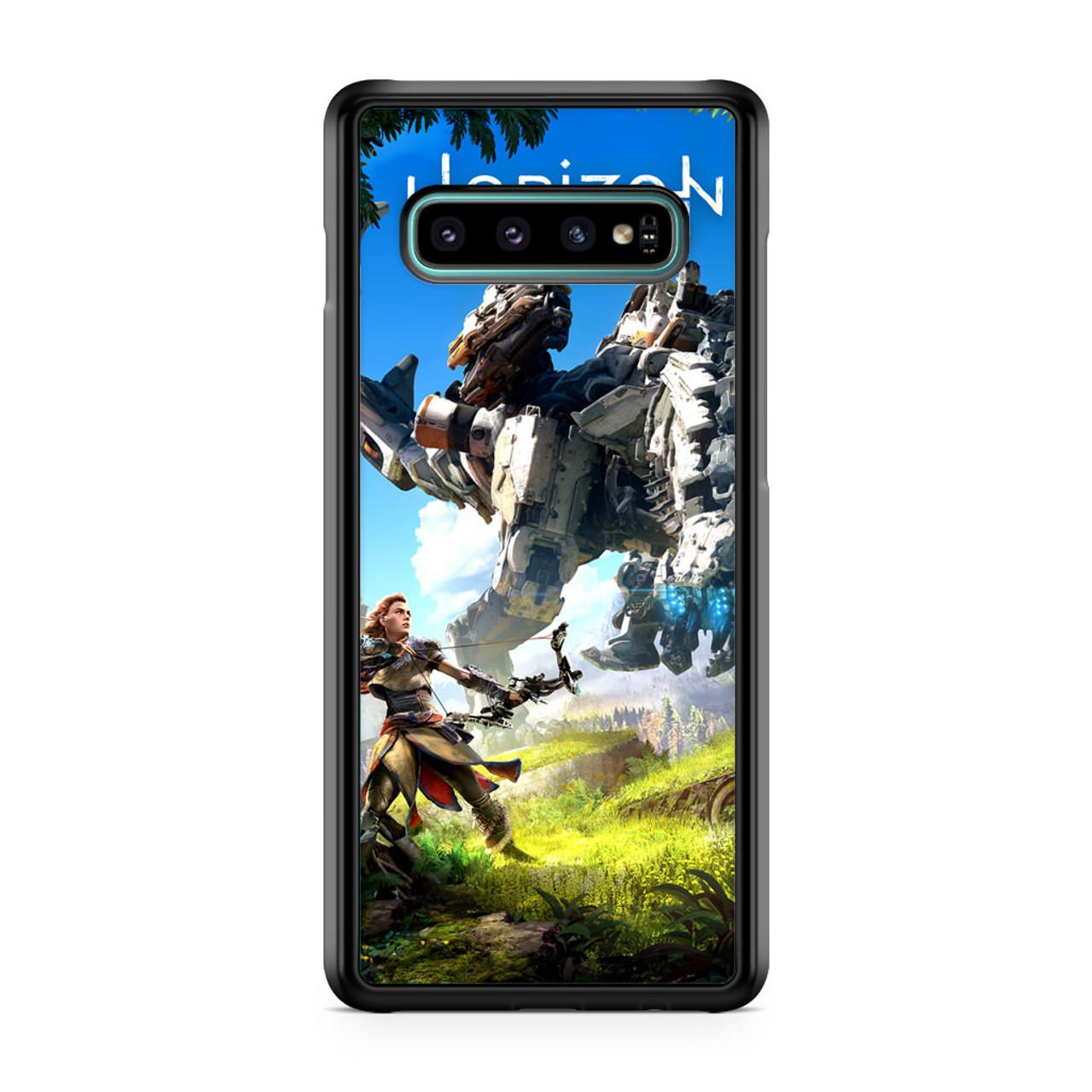 Horizon Zero Dawn Wallpaper Samsung Galaxy S10 Plus Case Jocases