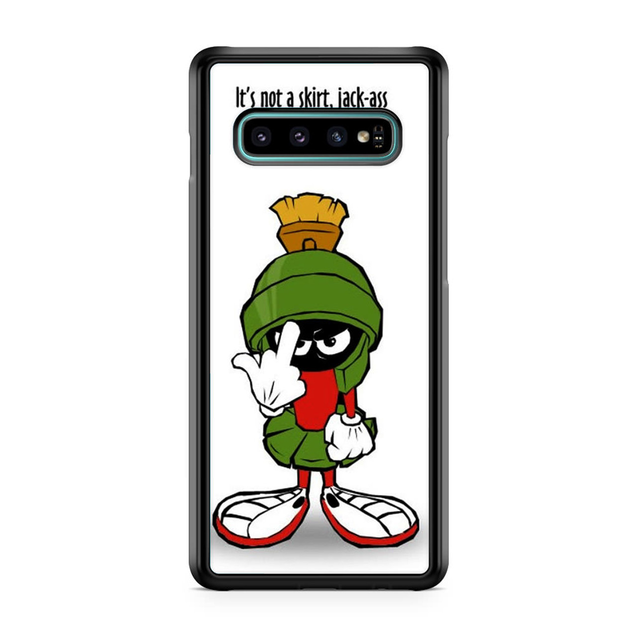Marvin The Martian Quotes Samsung Galaxy S10 Plus Case