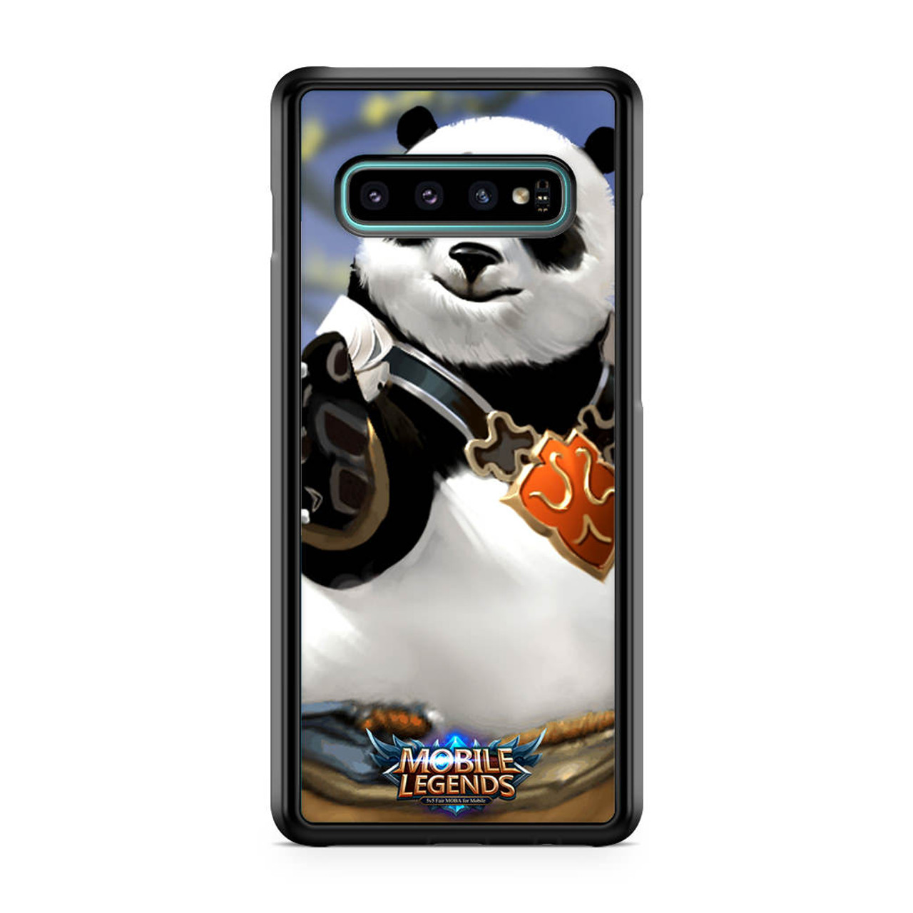 Mobile Legends Akai Panda Warrior Samsung Galaxy S10 Plus Case