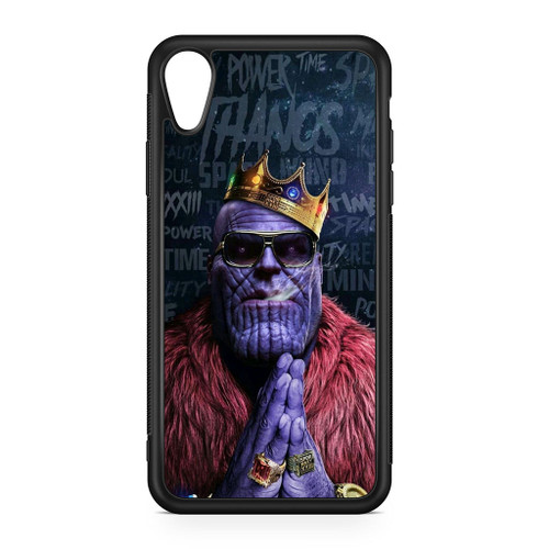 Marvin The Martian Quotes iPhone XR Case - Jocases