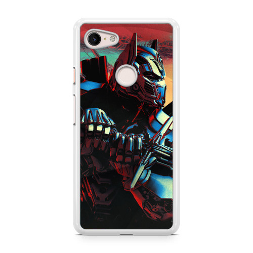 Optimus Prime The Last Knight Transformers Google Pixel 3 Xl Case