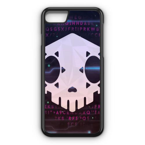 coque iphone 8 overwatch sombra
