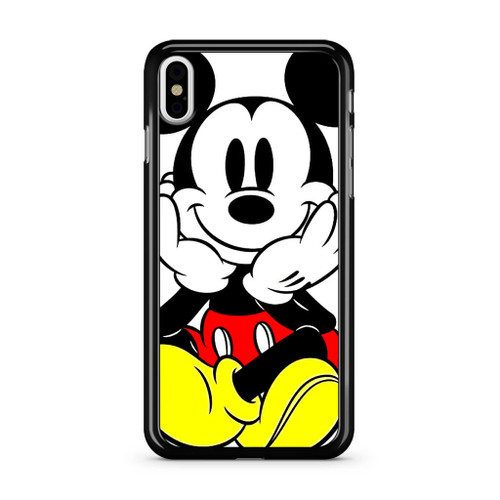 new product 2c5f9 1d2f5 Mickey Mouse iPhone X Case - Jocases