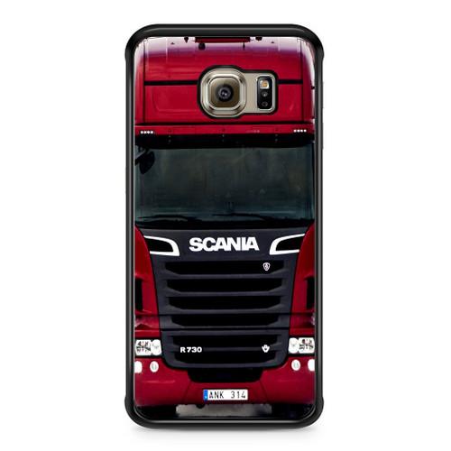 Truck Edge Mobile >> Scania Truck Samsung Galaxy S7 Edge Case Jocases