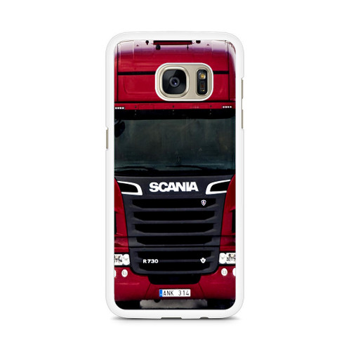 Scania Truck Samsung Galaxy S7 Edge Case