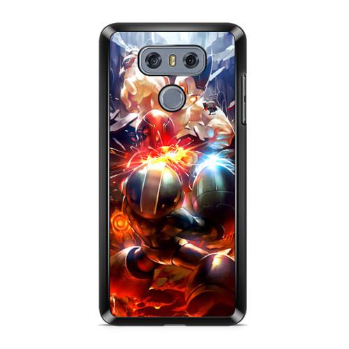 best sneakers c1a06 00c4c Astro Boy Vs Megaman LG G6 Case