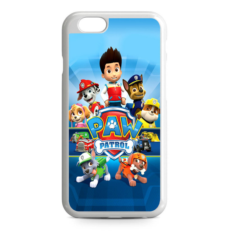 Paw Patrol iPhone 6/6S Case