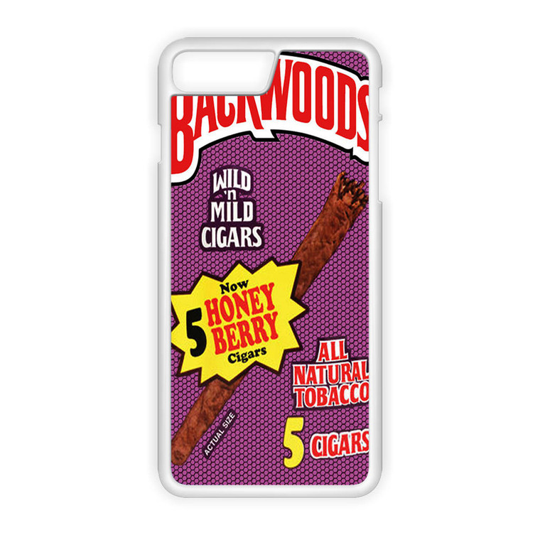 Backwoods Honey Berry Cigars iPhone 7 Plus Case