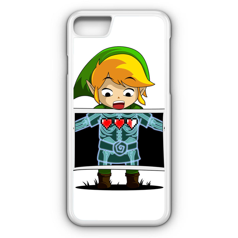 Links X-ray Photo iPhone 8 Case