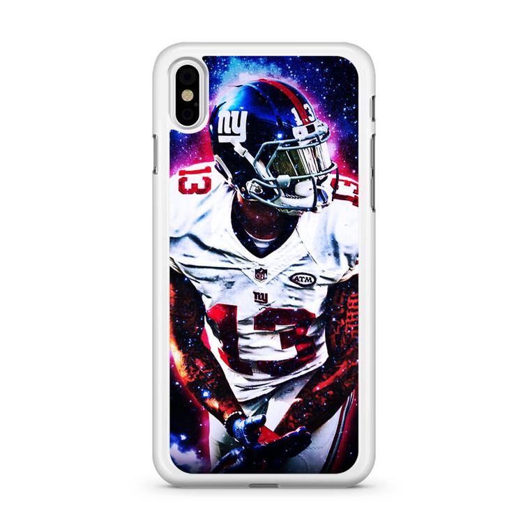 Odell Beckham Jr iPhone X Case