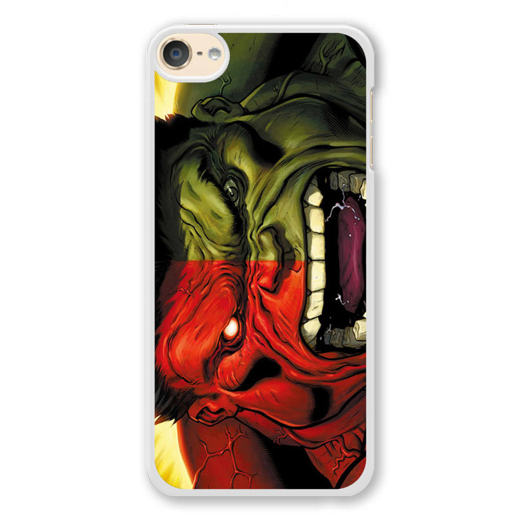 Angry Hulk iPod Touch 6 Case