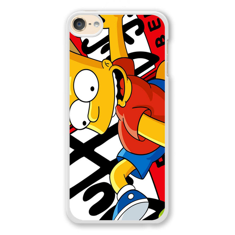 Simpsons Bart iPod Touch 6 Case