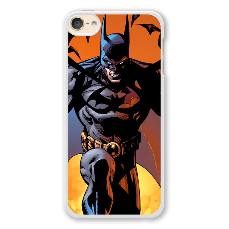 Batman Angry iPod Touch 6 Case