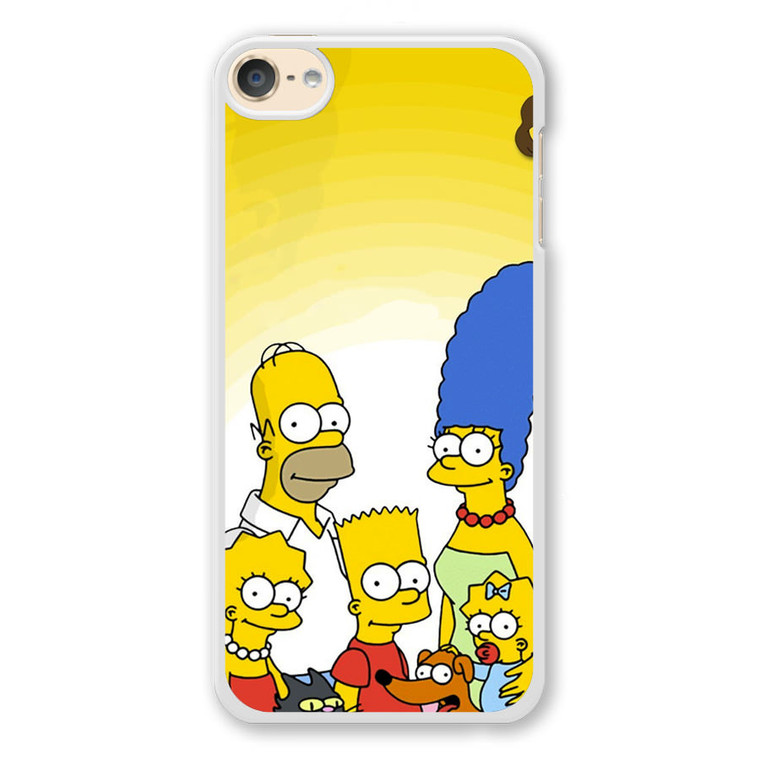 Simpsons Family iPod Touch 6 Case