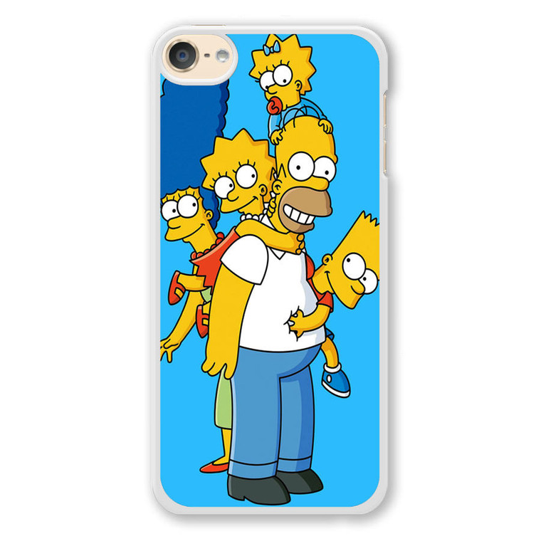 The Simpson amily iPod Touch 6 Case