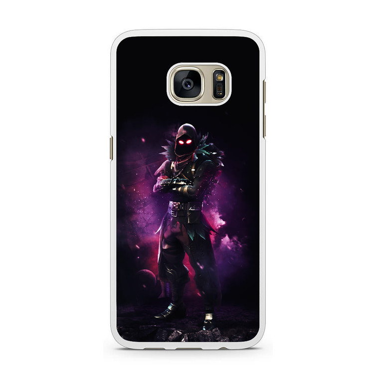 Fortnite Raven 2 Samsung Galaxy S7 Case