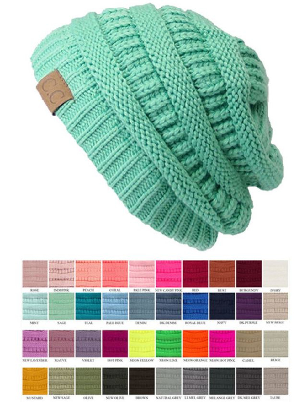 ec9d5127998 CC Classic Beanie - Early Bird Boutique