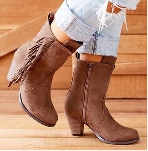 3a17927bdfd6 Footwear - Women s Boots   Booties - Early Bird Boutique