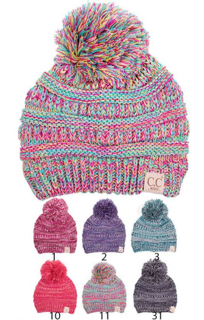 967781629b7 CC - Kids  CC Beanies - Early Bird Boutique