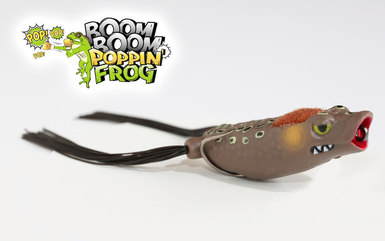 Boom Boom Poppin' - Java