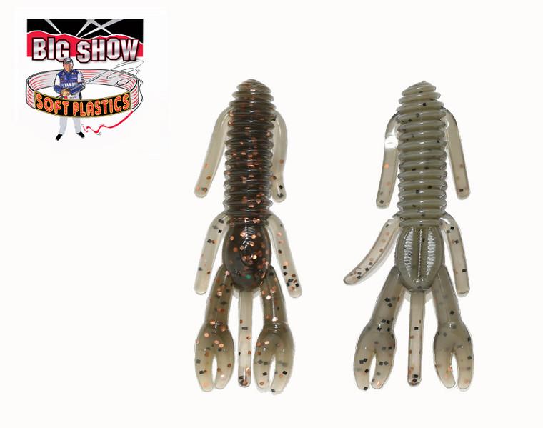 """3.25"""" PUNCH BUG - Copper Shrimp - (8 Pack)"""
