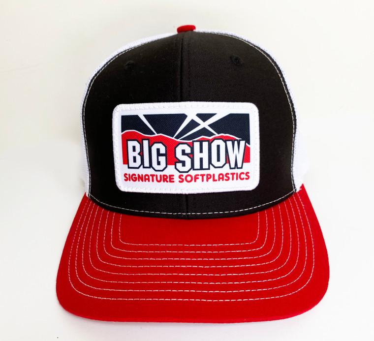 BIG SHOW Icon Logo Hat