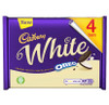 Cadbury Dairy Milk with Oreo White Chocolate Bar 4x41g