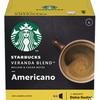 Starbucks Veranda Blend Blonde Roast Americano Coffee Pods by Nescafe Dolce Gusto 12 Capsules