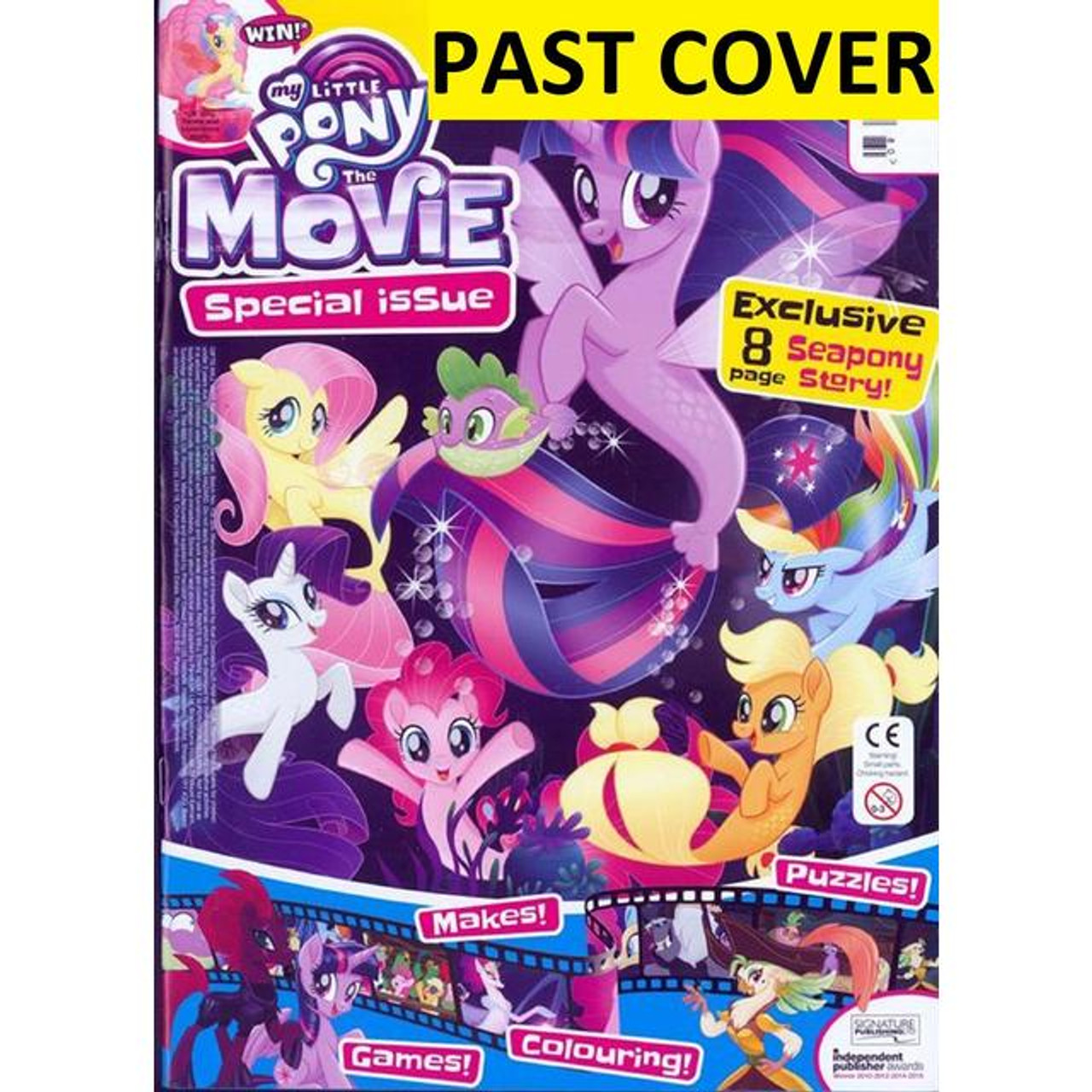 my little pony magazine caletoni international grocer