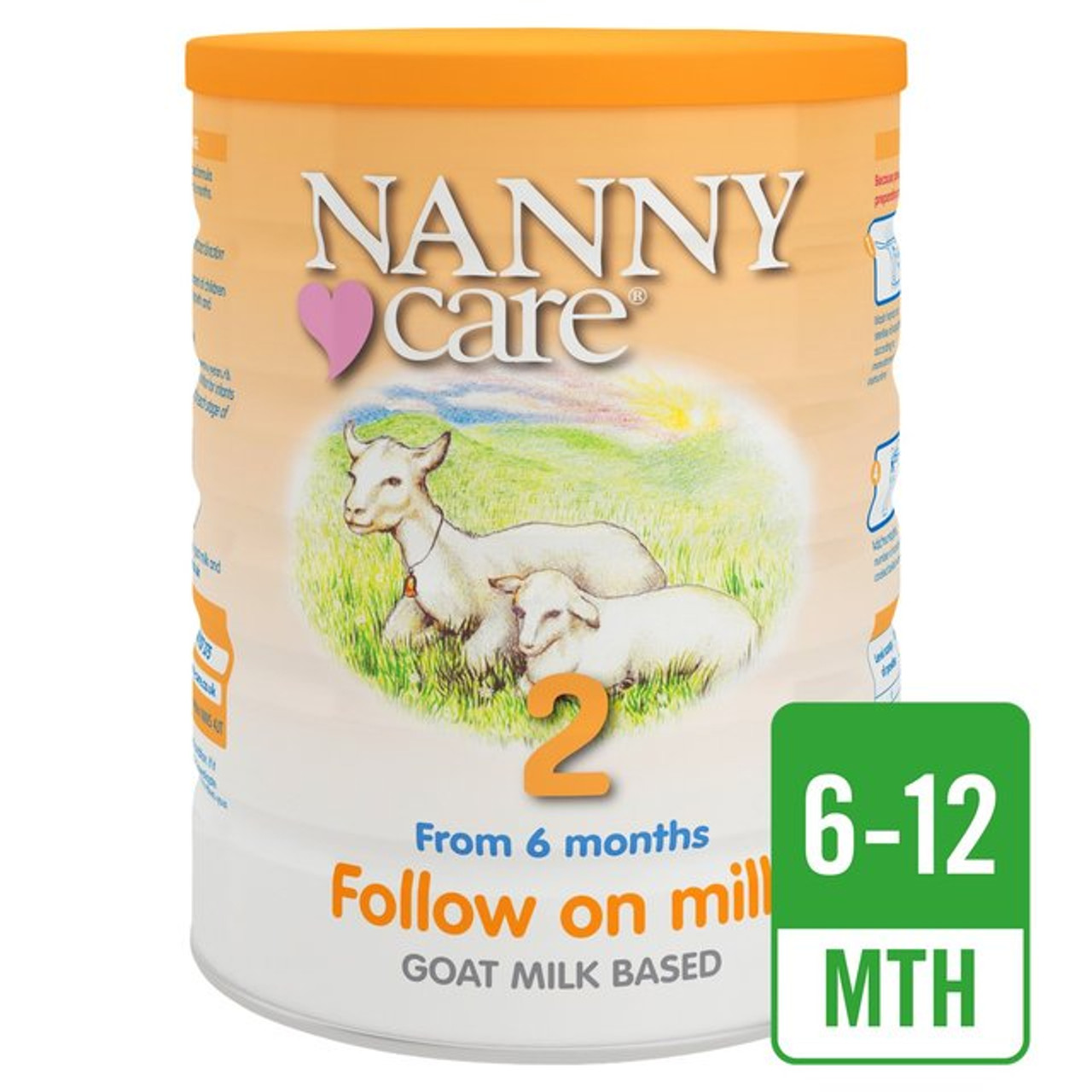 400g NANNYCare Stage 3 Growing Up Milk Pack of 2