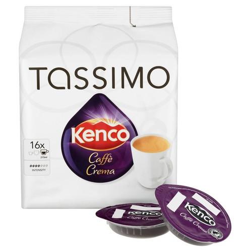 Tassimo Kenco Smooth 16 per pack