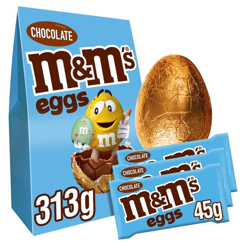 M&M's Eggs Extra Large Egg 313g