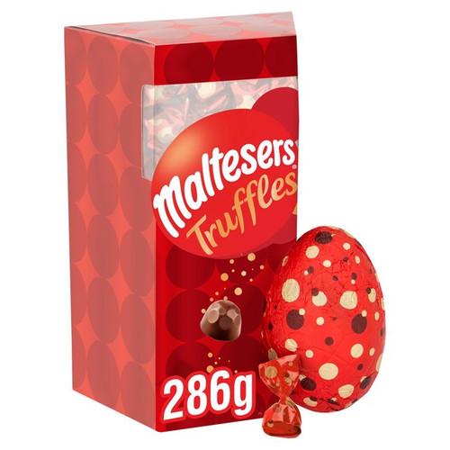 Maltesers Truffles Luxury Easter Egg 286g