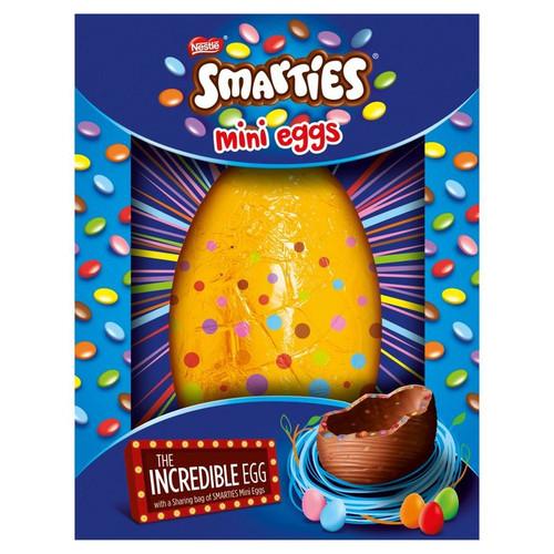 Nestle Smarties Incredible Easter Egg 480g