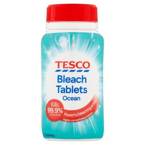 Tesco Ocean Bleach Tablets x40 160g