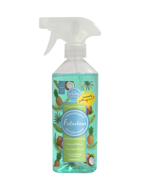 Fabulosa Pineapple and Coconut Antibac Cleaner Trigger 500ml