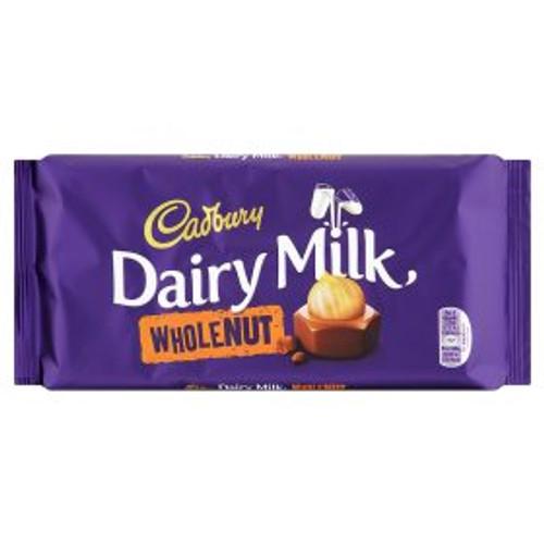 Cadbury Dairy Milk With Wholenut 200g
