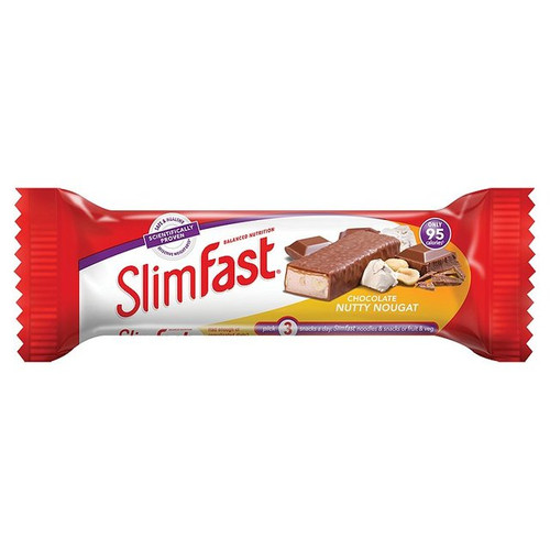 Slimfast Chocolate Nutty Nougat 26g