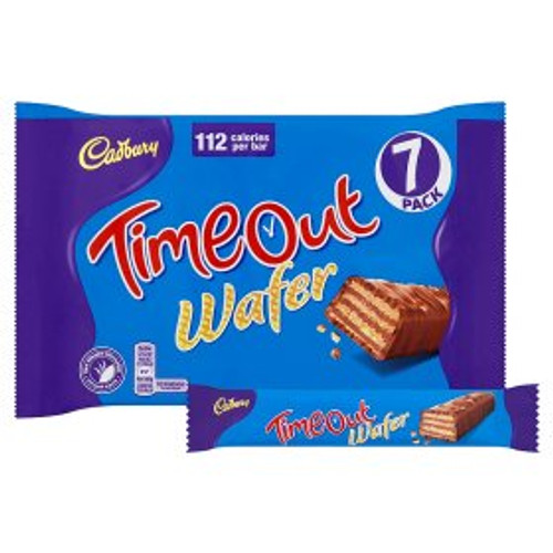 Cadbury Timeout 7 Pack