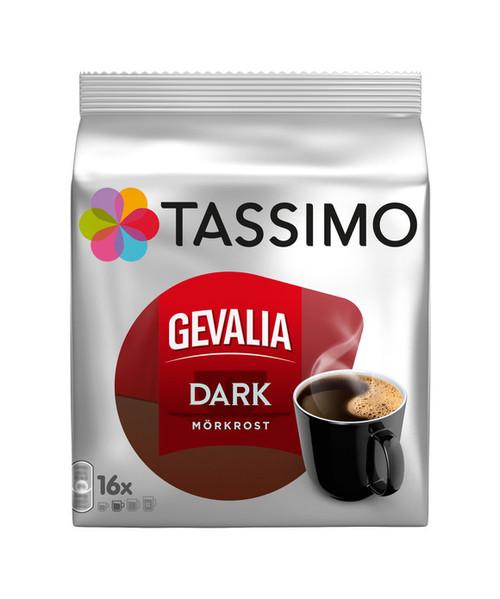 Tassimo Gevalia Dark 16 Discs