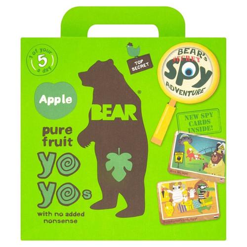 Bear Fruit Yoyos Apple Multipack 5 x 20g