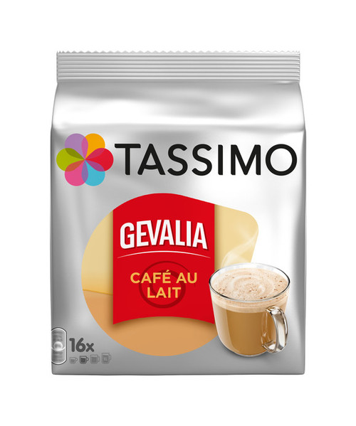 Tassimo Gevalia Café Au Lait Discs