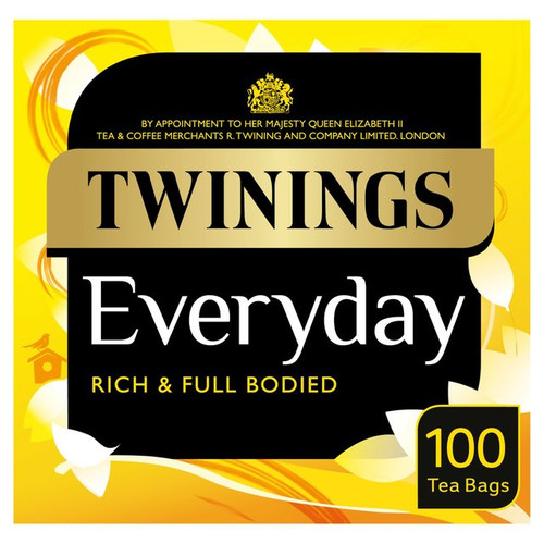 Twinings Everyday Tea Bags 100 Pack