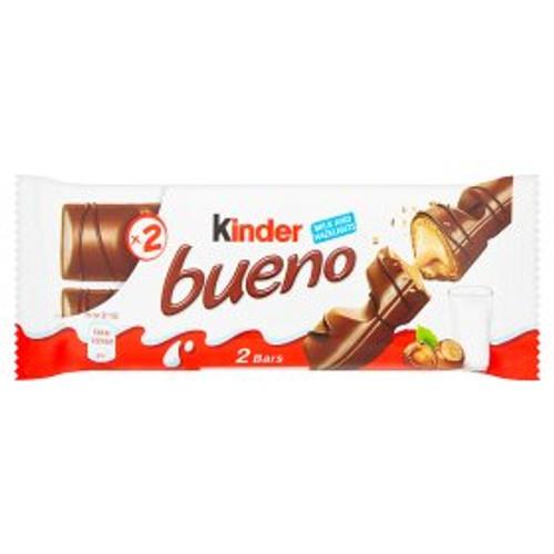 Kinder Bueno Milk Chocolate 4pk