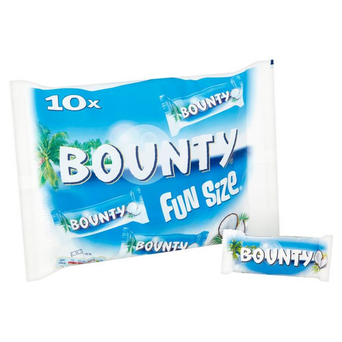 Bounty Funsize Bag 303g