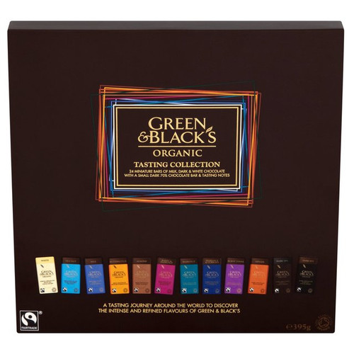 Green & Black's Tasting Collection 395g