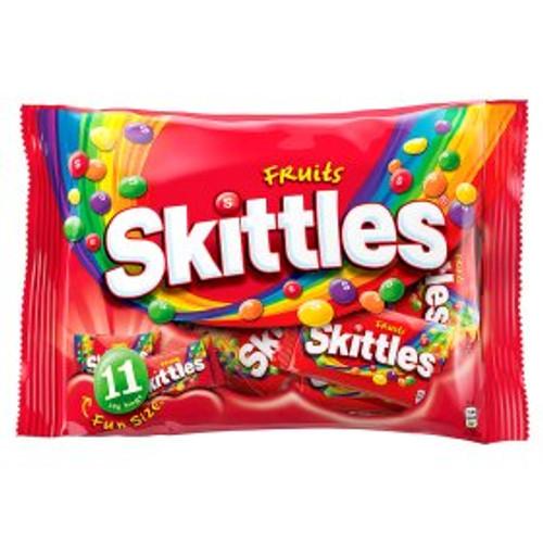 Skittles Fruits Funsize 11 Pack 198g